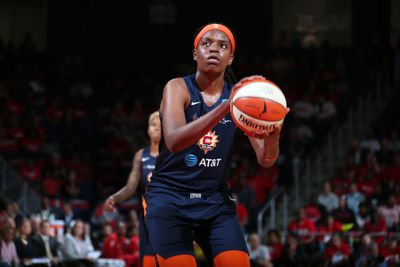 2019 WNBA Finals - Game Two