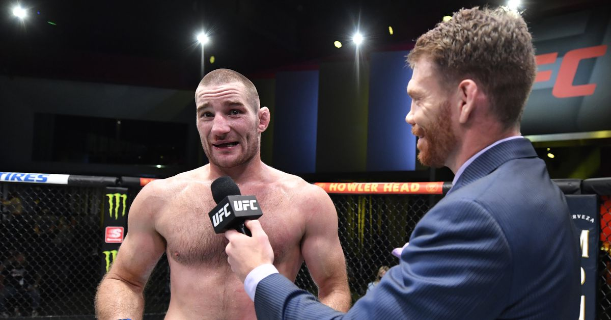 UFC Vegas 33 post-fight press conference video
