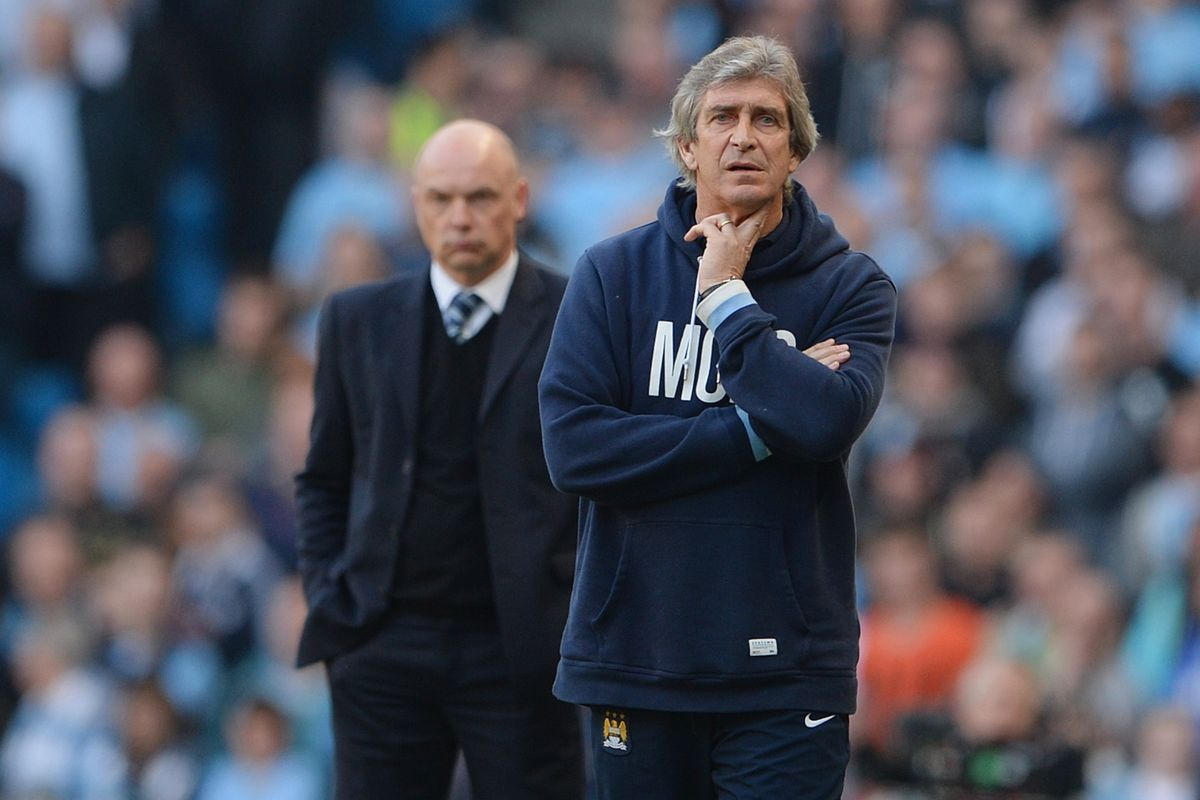 Pellegrini can only watch as Uwe Rosler's Wigan manage a wondrous upset.