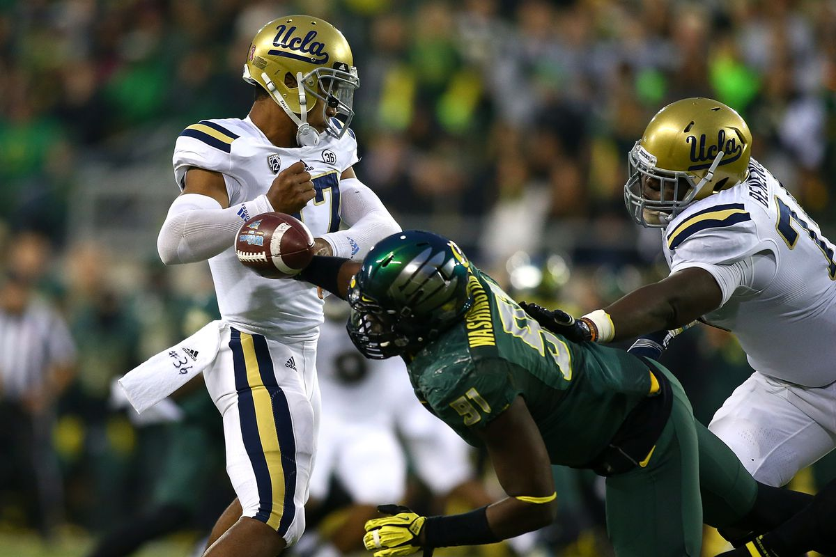 Will UCLA avenge that miserable, miserable 2011 Pac-12 Championship Game?