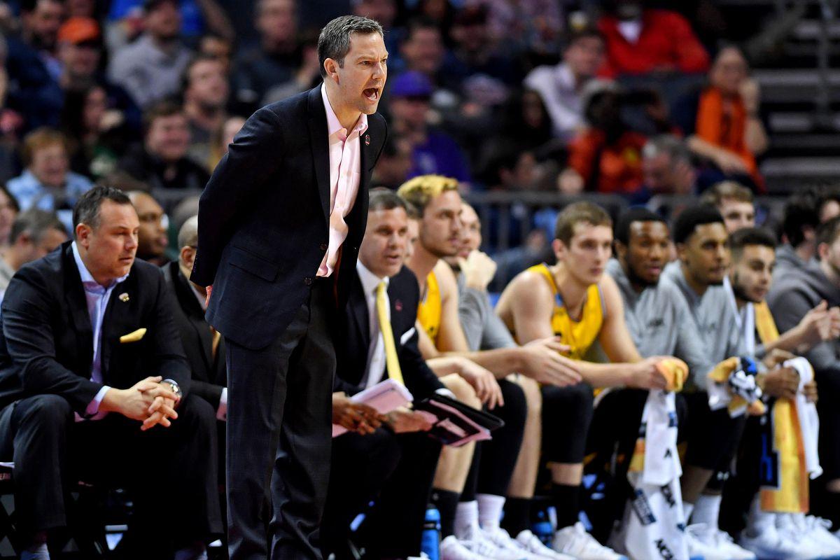 6611b082 UMBC basketball head coach Ryan Odom explains his recruiting ...