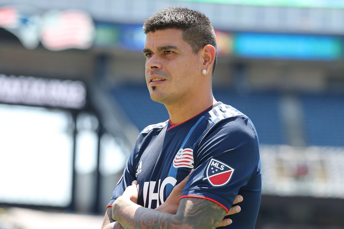 Revs Designated Player Gustavo Bou could make debut on Wednesday