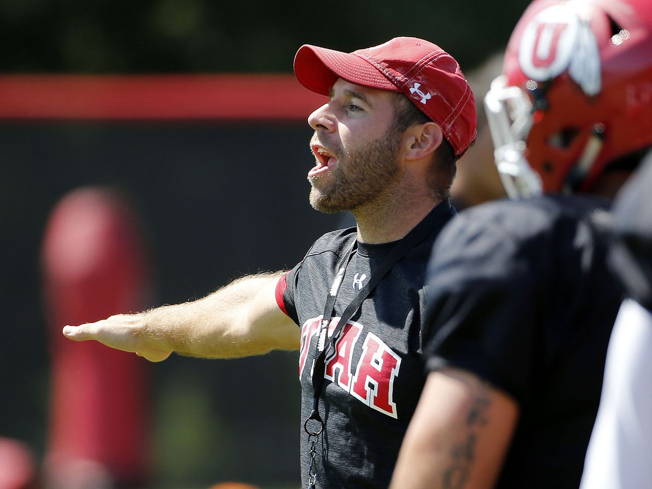 Morgan Scalley's to-be-amended contract should keep Utah's recruiting success in Texas going