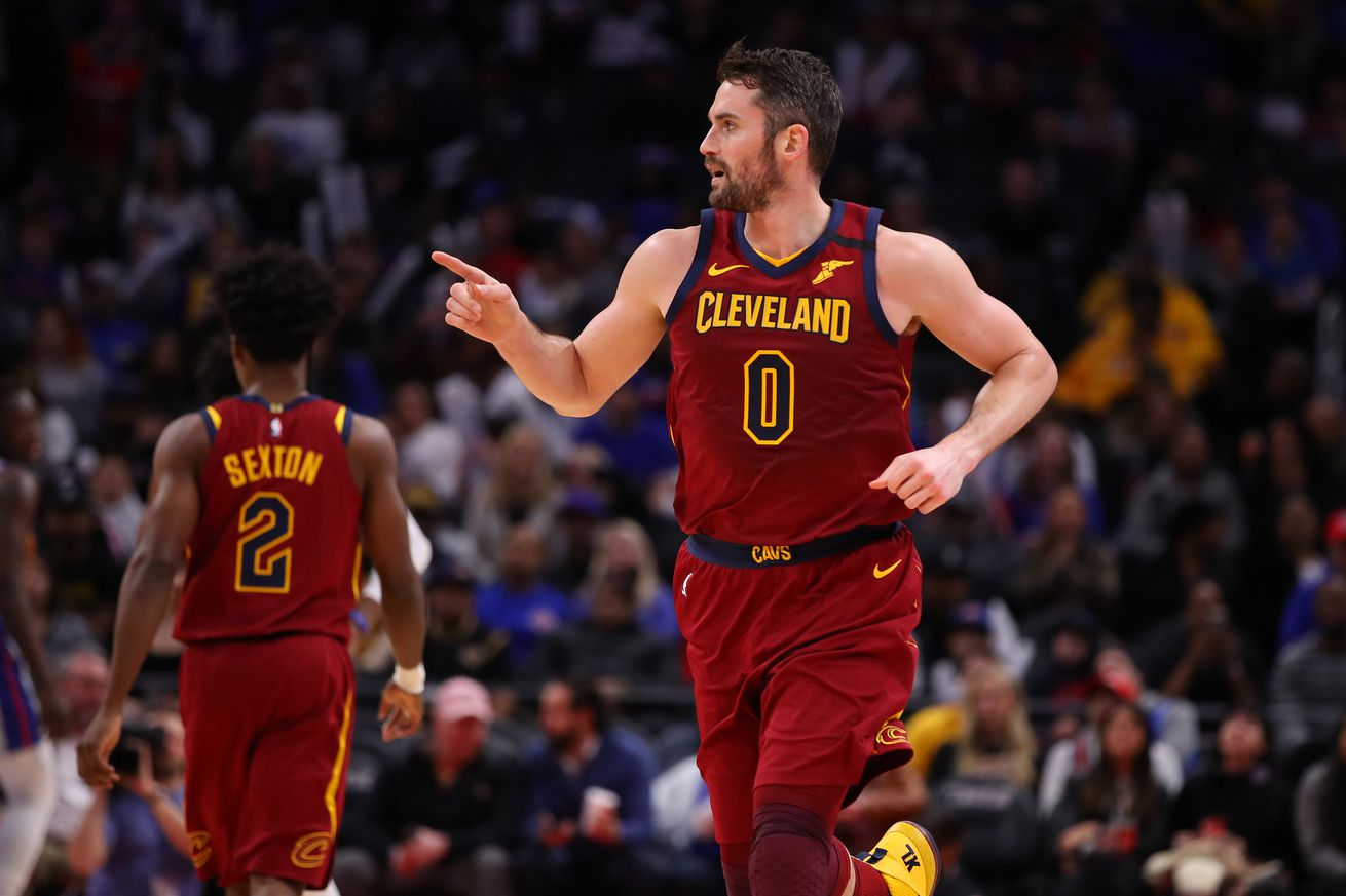 Cavaliers vs. Pelicans gamethread and mini preview