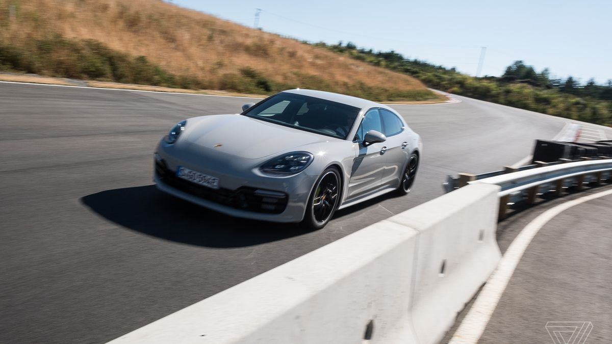 Porsches Newest Hybrid Is Great On The Track And Even