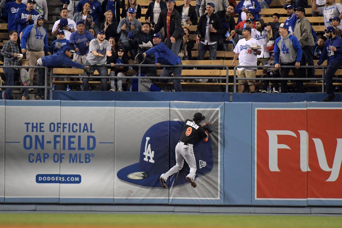 MLB: Miami Marlins at Los Angeles Dodgers