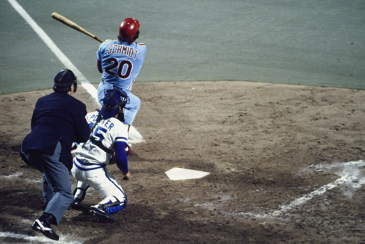 1980 World Series - Phillies v Royals