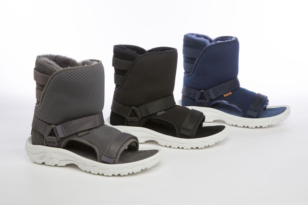 1128f90e8b9 Ugg and Teva Teamed Up to Make the World's Ugliest Shoe - Racked