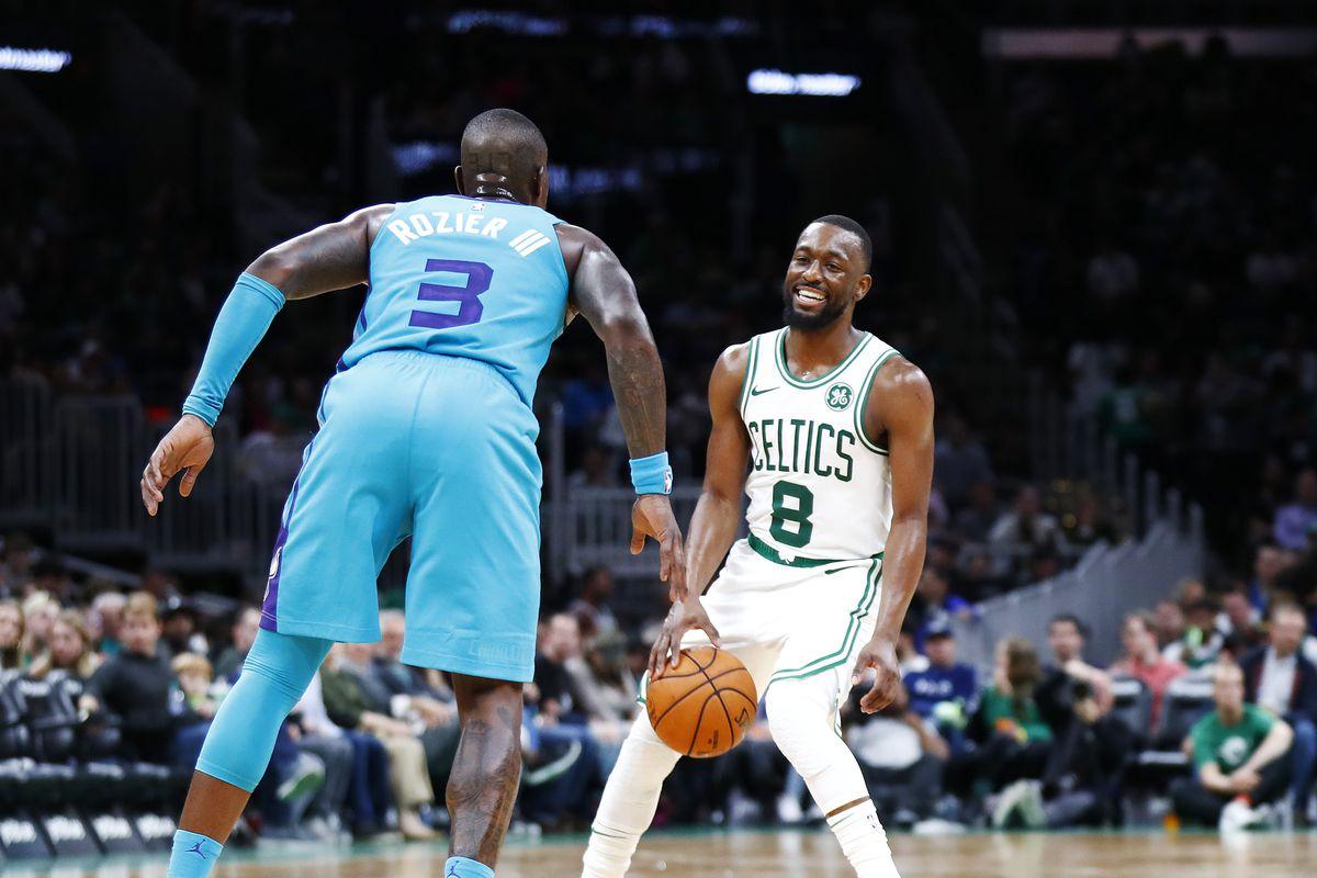 Preview Charlotte Hornets At Boston Celtics Game  Celticsblog