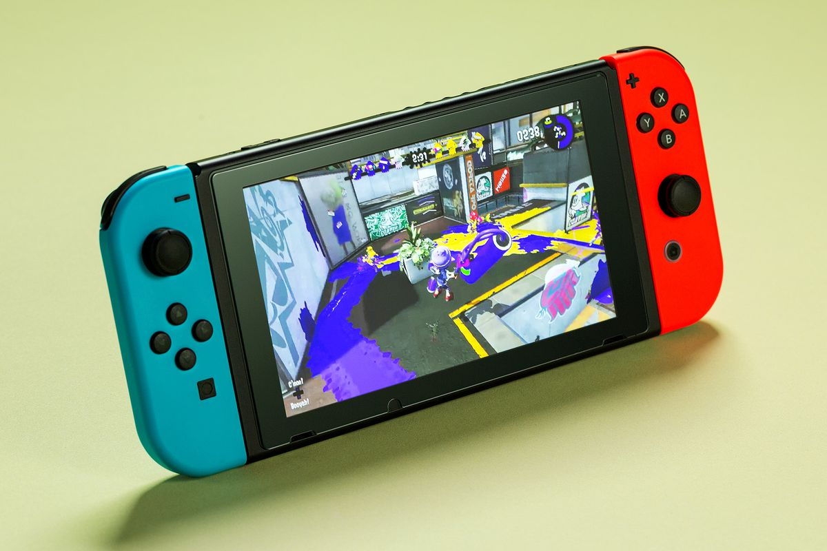 Buy A Nintendo Switch At Best Buy And Your First Game Is