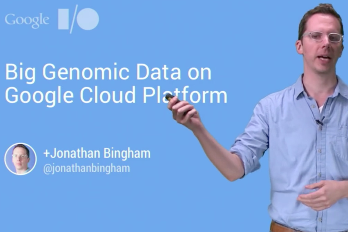 Google made a 'Google Drive for genomes,' and it wants hospitals and
