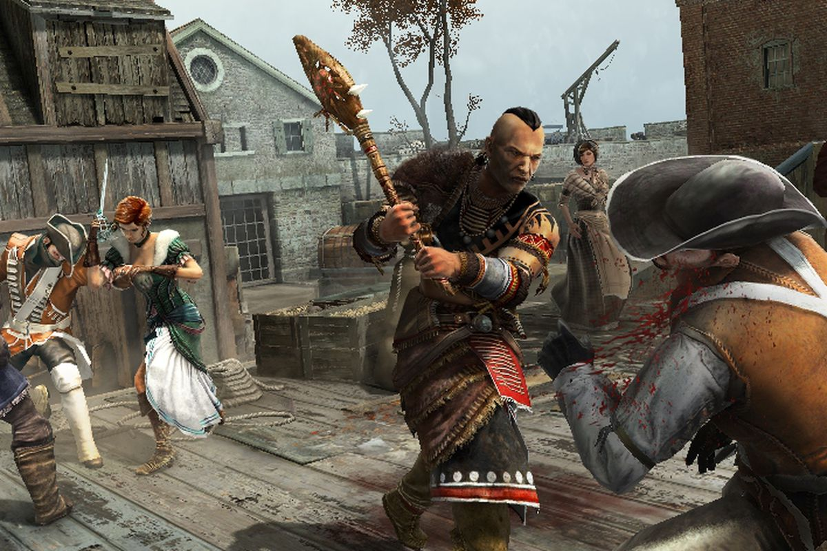 Gallery Photo: 'Assassin's Creed 3' Wolf Pack screenshots