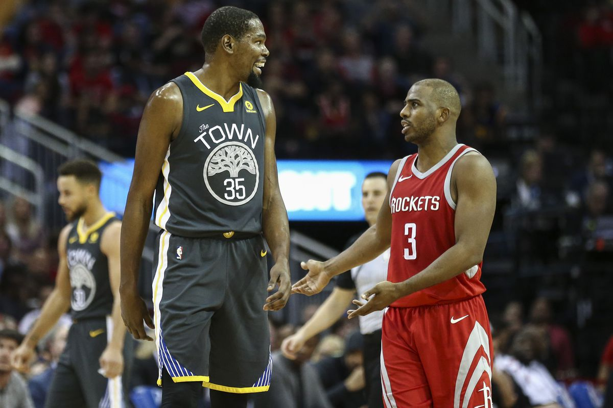 Western Conference Finals 2018: Rockets-Warriors series schedule - The Dream Shake