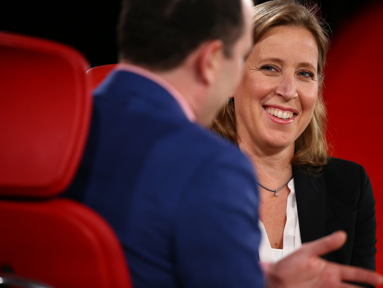 YouTube CEO Susan Wojcicki is at the center of a firestorm over the platform's handling of a Vox journalist's harassment.