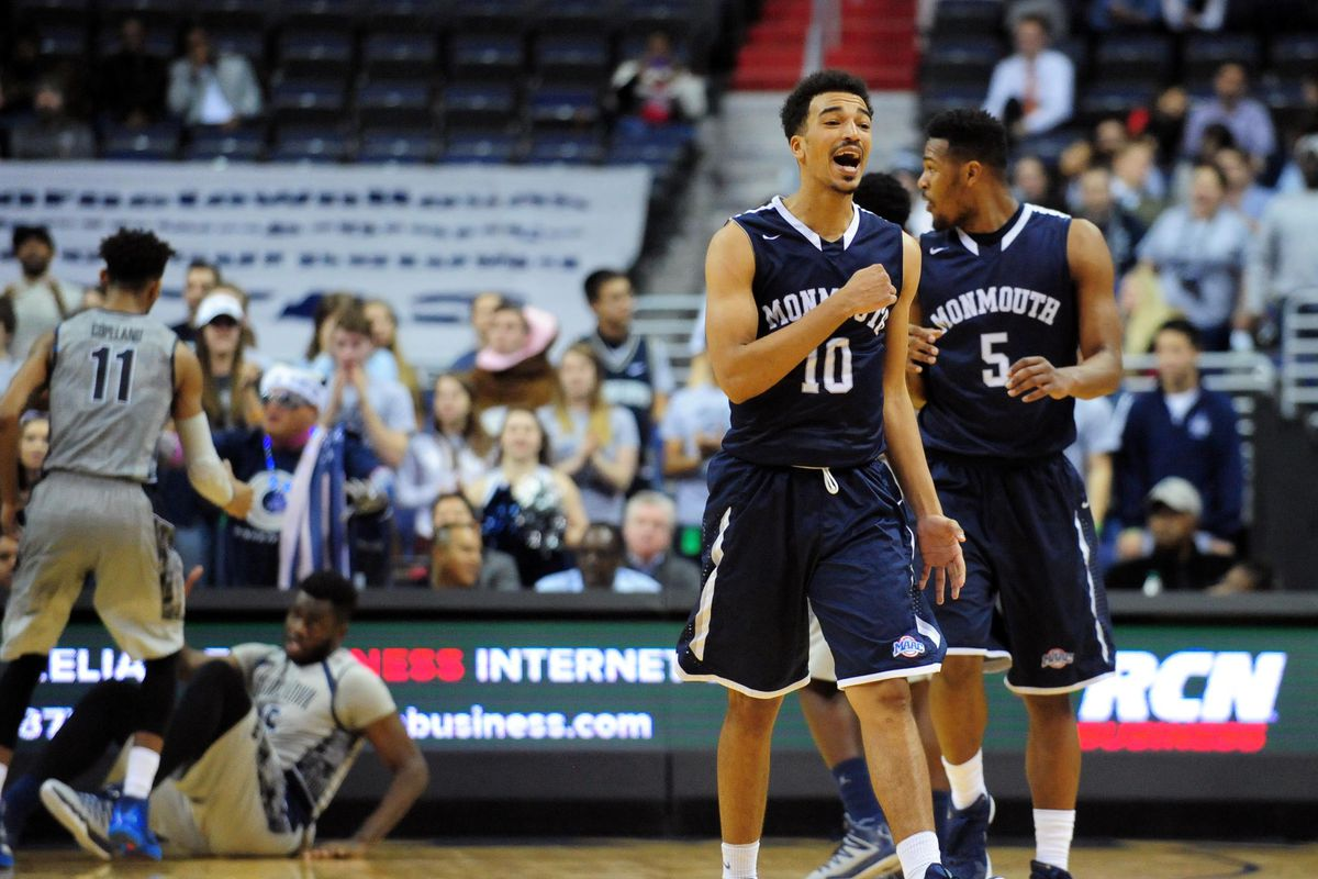 NCAA Basketball: Monmouth-NJ at Georgetown