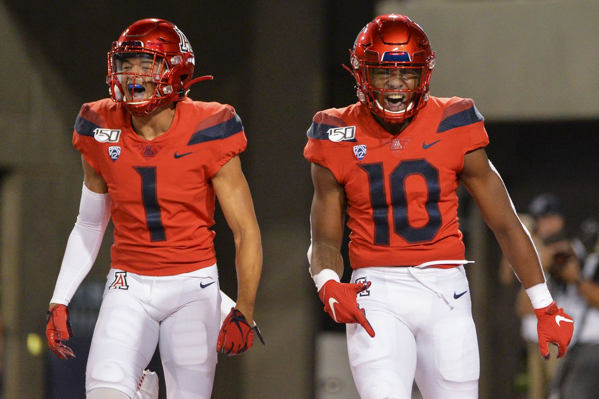 What condition are Arizona Wildcats' wide receivers in? - Arizona ...