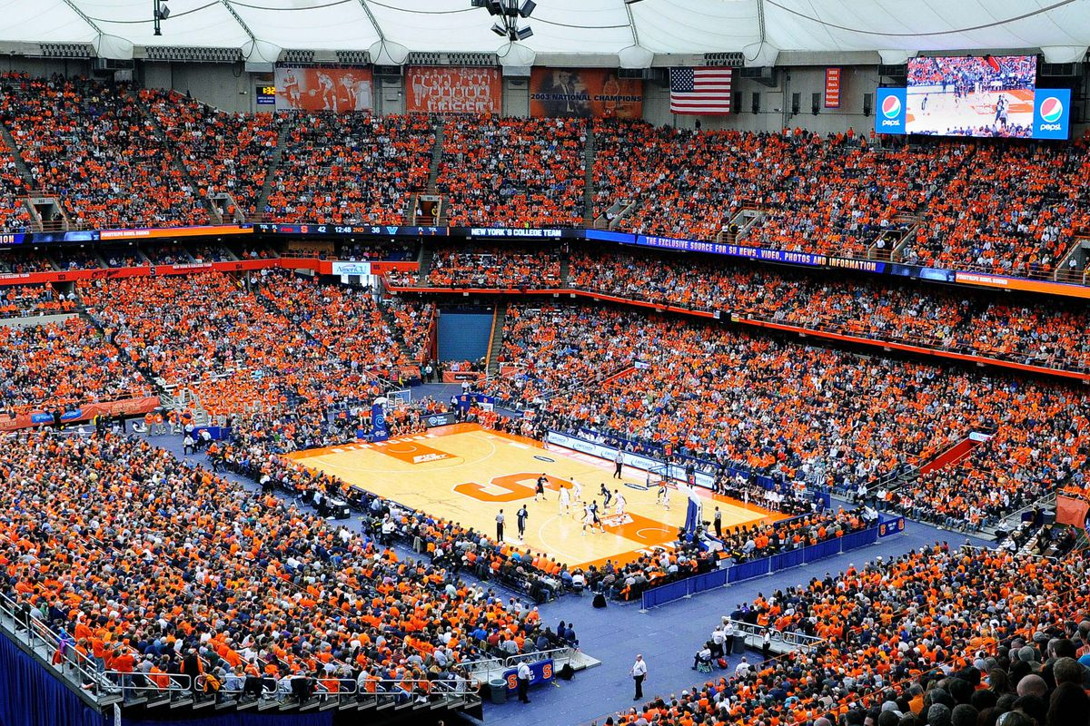 The Carrier Dome Isn't NFL-Ready. Does That Matter? - Troy ...