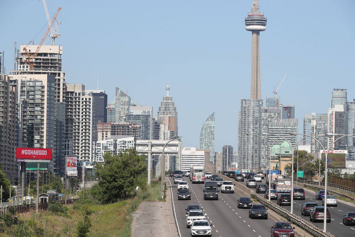 Toronto is in phase three of reopening along with other parts of Ontario as the province tries to slow the spread of COVID-19