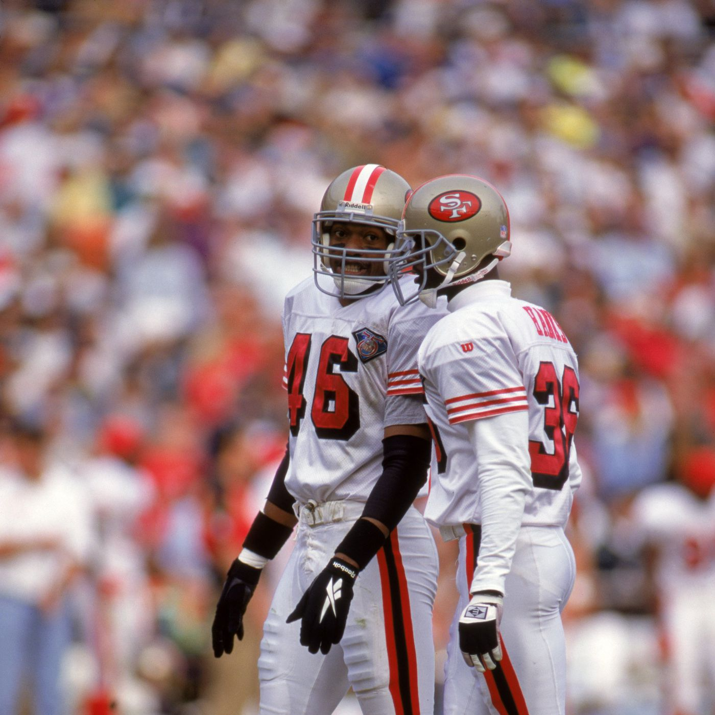 bfdc9af5c85 49ers confirm they will announce alternate  throwback  uniforms on  Wednesday - Niners Nation