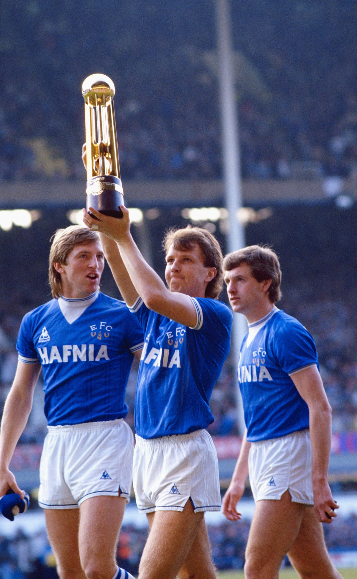 Everton League Champions 1984/85