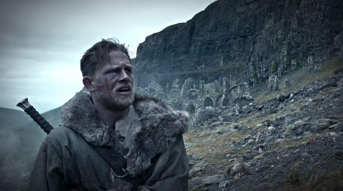 "Charlie Hunnam in ""King Arthur: Legend of the Sword."" | Warner Bros."
