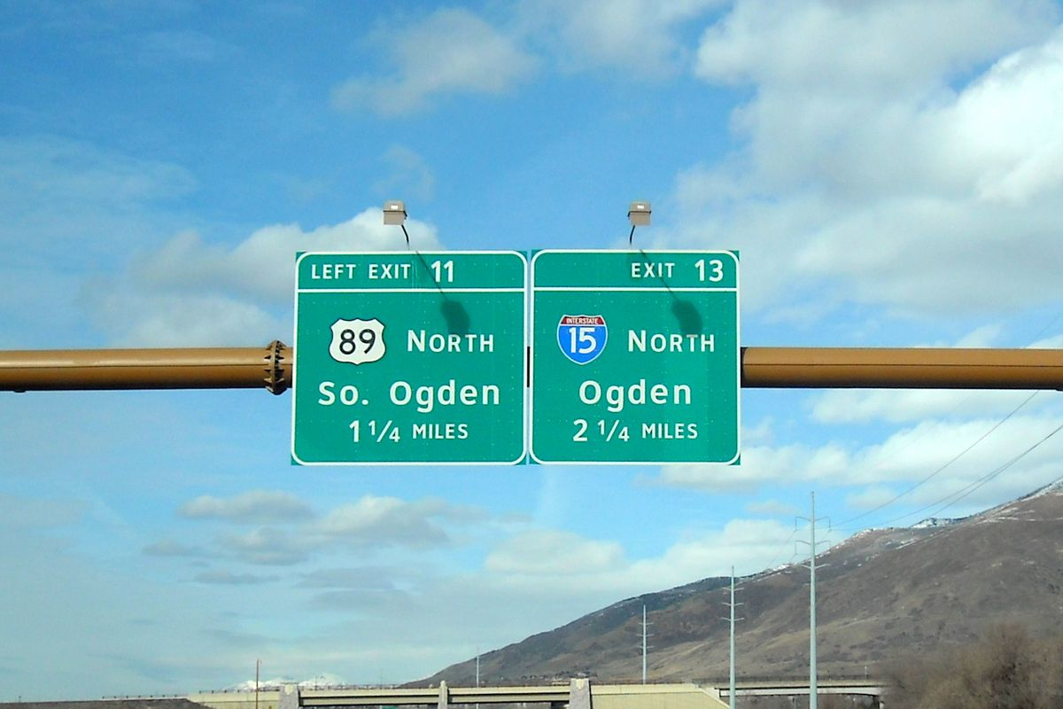 The Feds Are Killing Off Clearview New Highway Sign Font