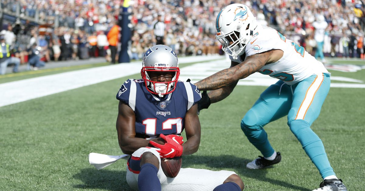 Patriots vs Dolphins Friday injury report: Miami's star cornerback OUT, New England's star cornerback QUESTIONABLE