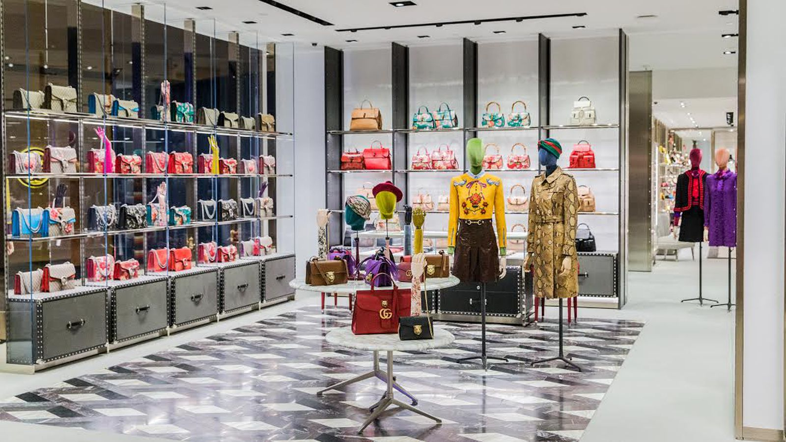 Inside Brookfield Place's Newest Luxury Stores: Gucci and ...