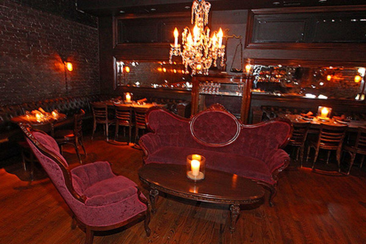 Maude's Liquor Bar