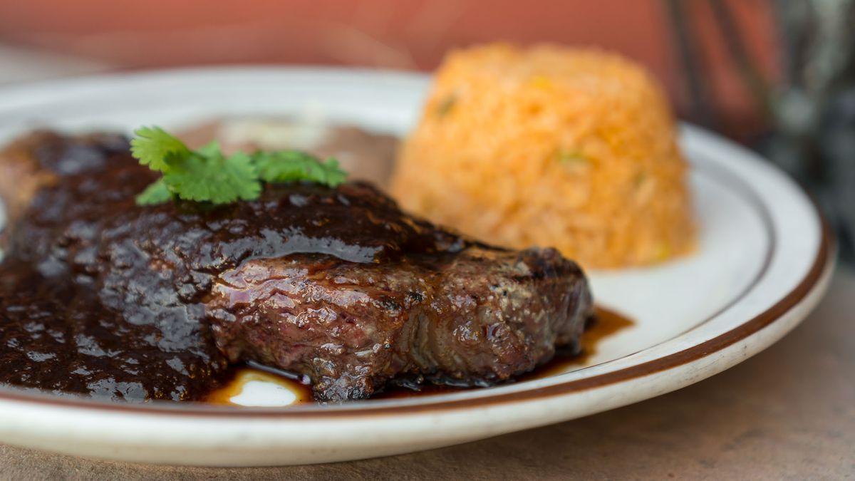 Steak a la Coca-Cola at Bonito Michoacán