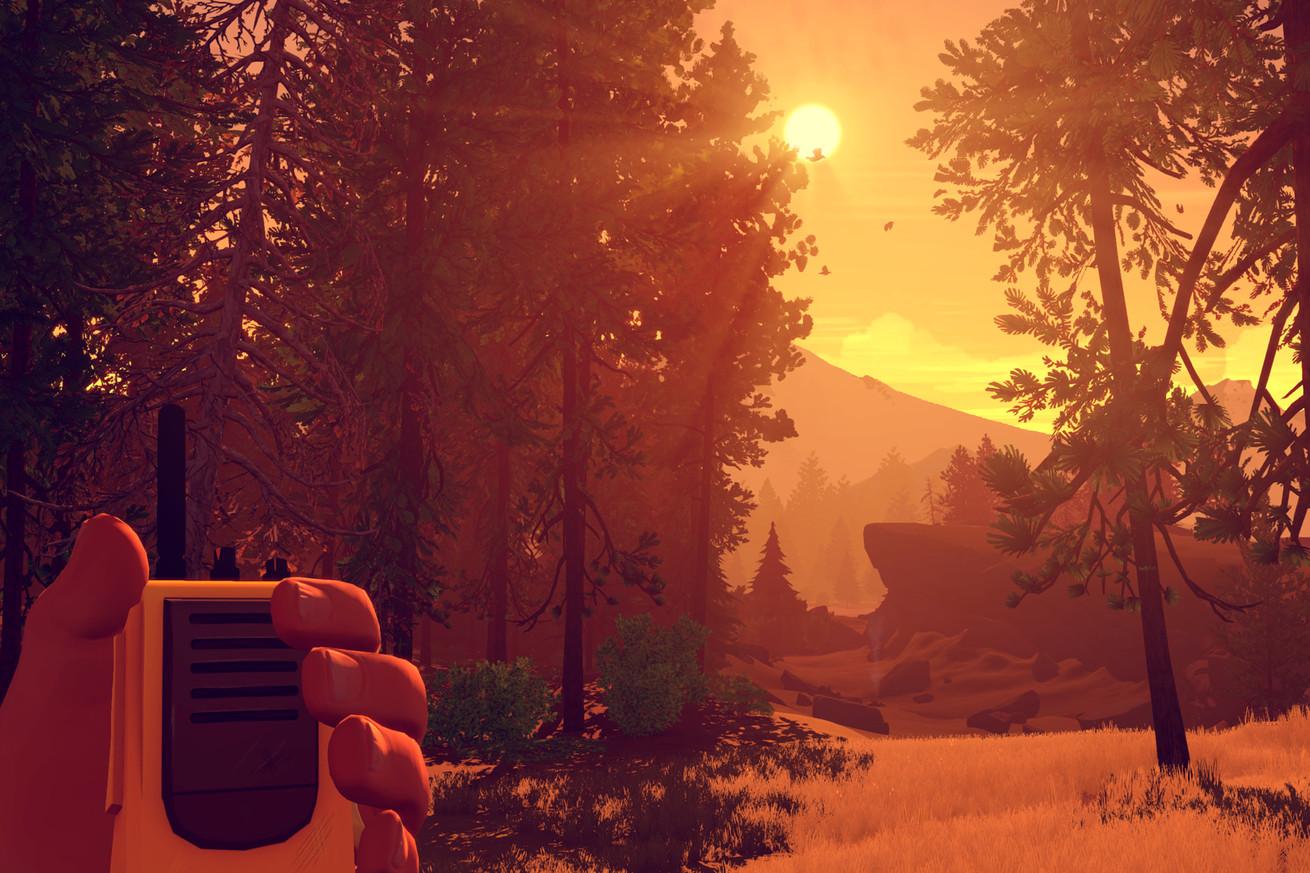 Valve has acquired Firewatch studio Campo Santo