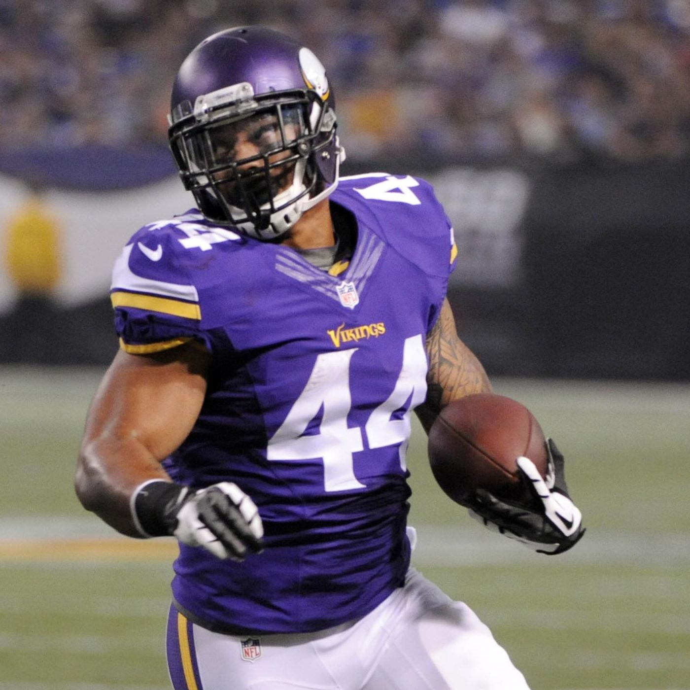 Adrian Peterson injury creates opportunity for Matt Asiata with ...