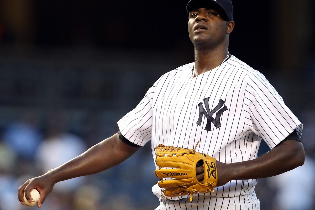 Throwing from this arm slot may be the root of Pineda's shoulder problems.