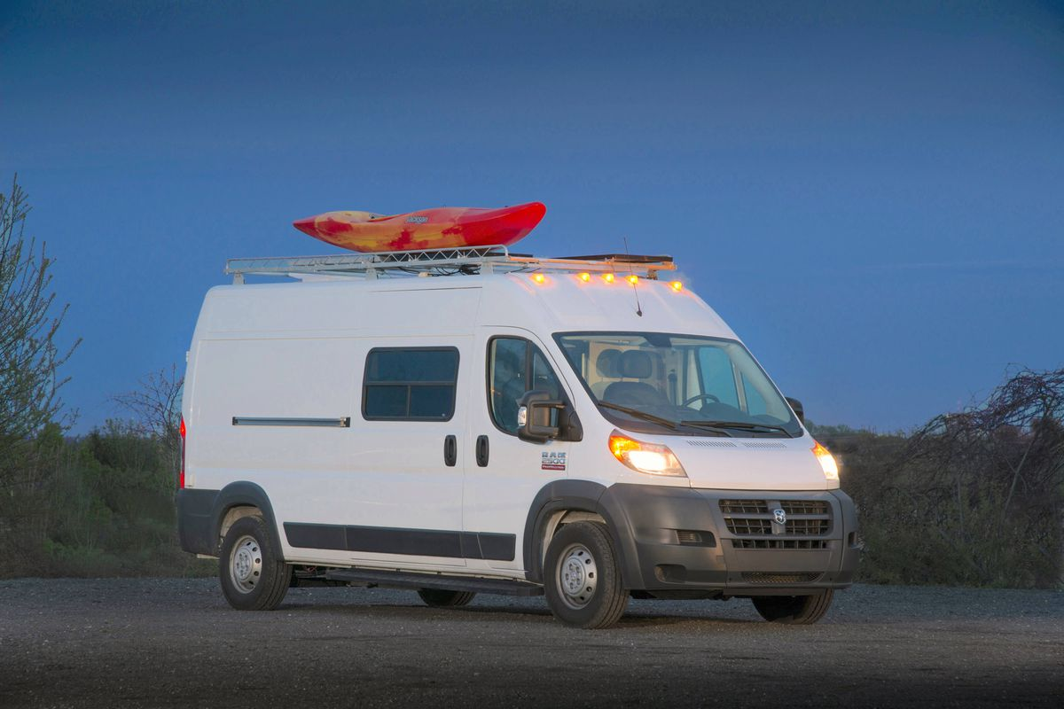 9f3e51e1fb27 Budget-friendly camper gets you van life for  60K - Curbed