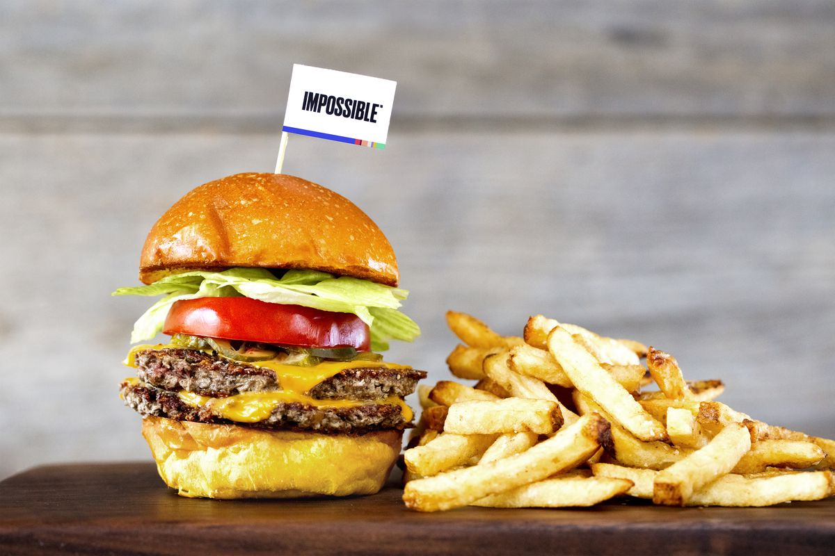 Impossible Burger: The Impossible Burger Brings Meatless Patties Designed For