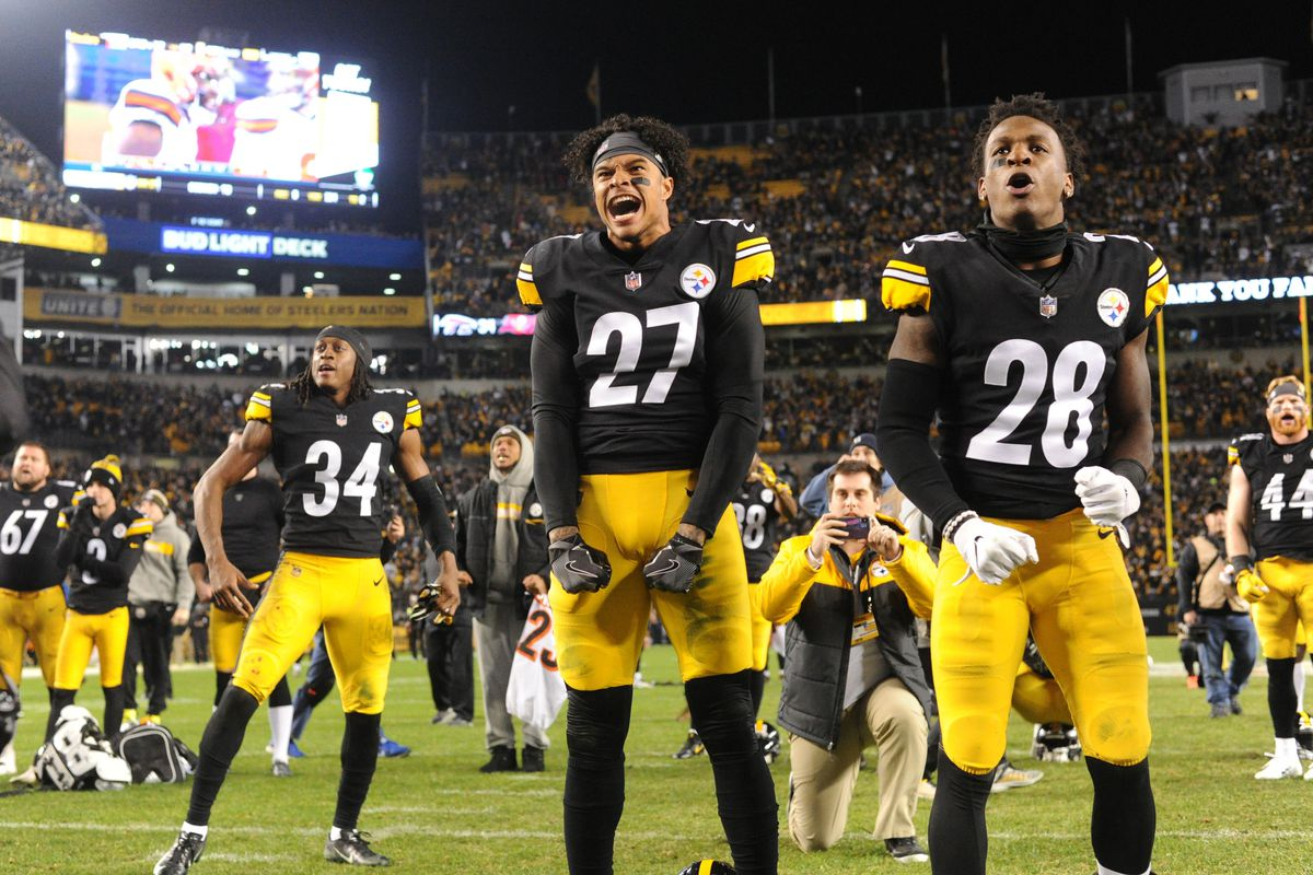 The Pittsburgh Steelers 2019 Opponents And Locations Are