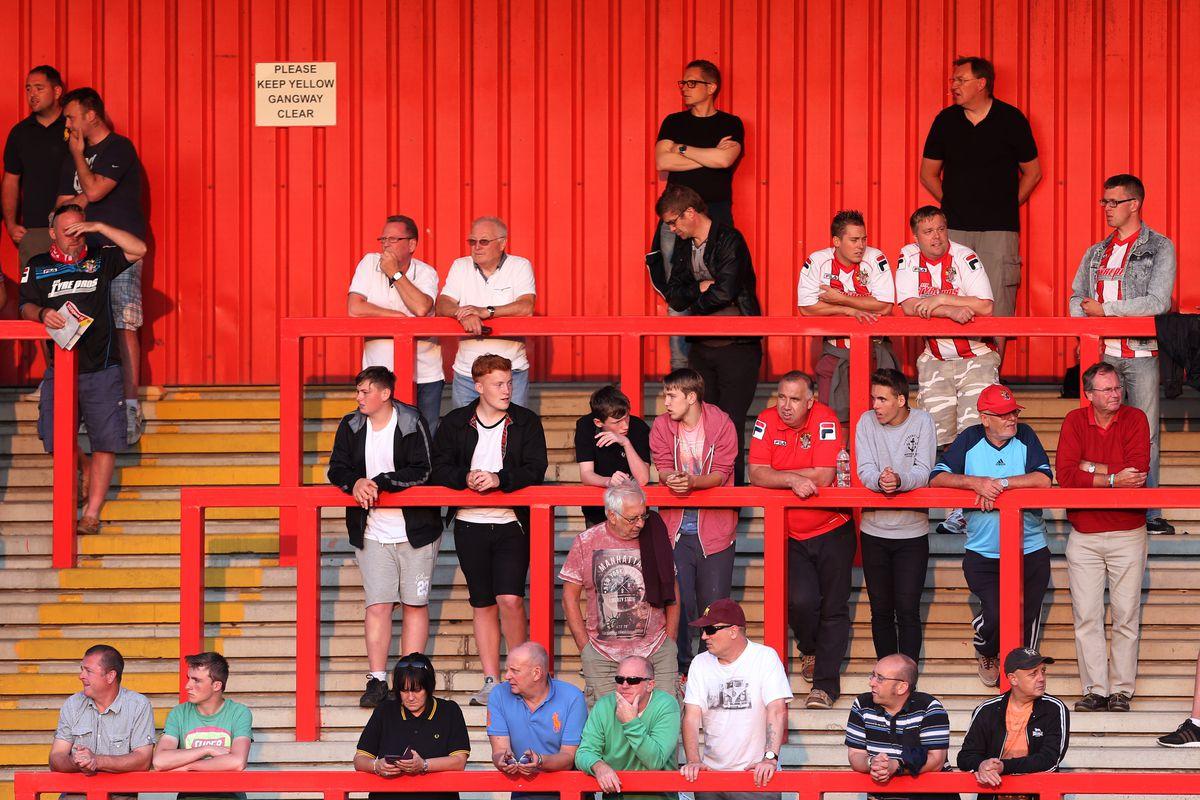 Stevenage v Nottingham Forest - Pre Season Friendly