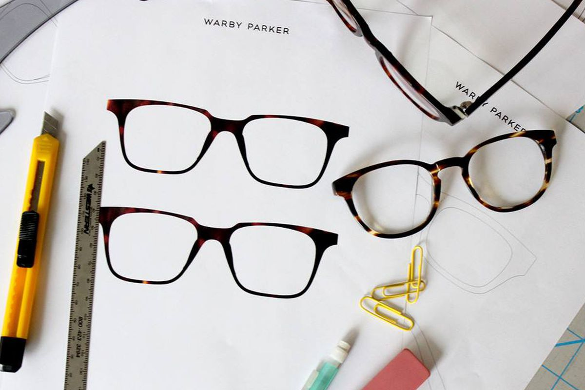 Warby Parker is about to do some business in Dallas. Image via Warby Parker/Facebook