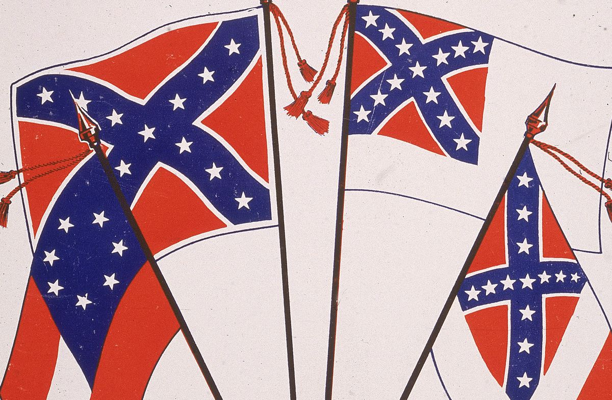 The Confederate Flag Symbolizes White Supremacy And It Always Has