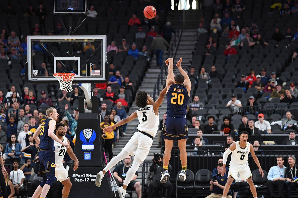 NCAA Basketball: Pac-12 Conference Tournament-California vs Colorado