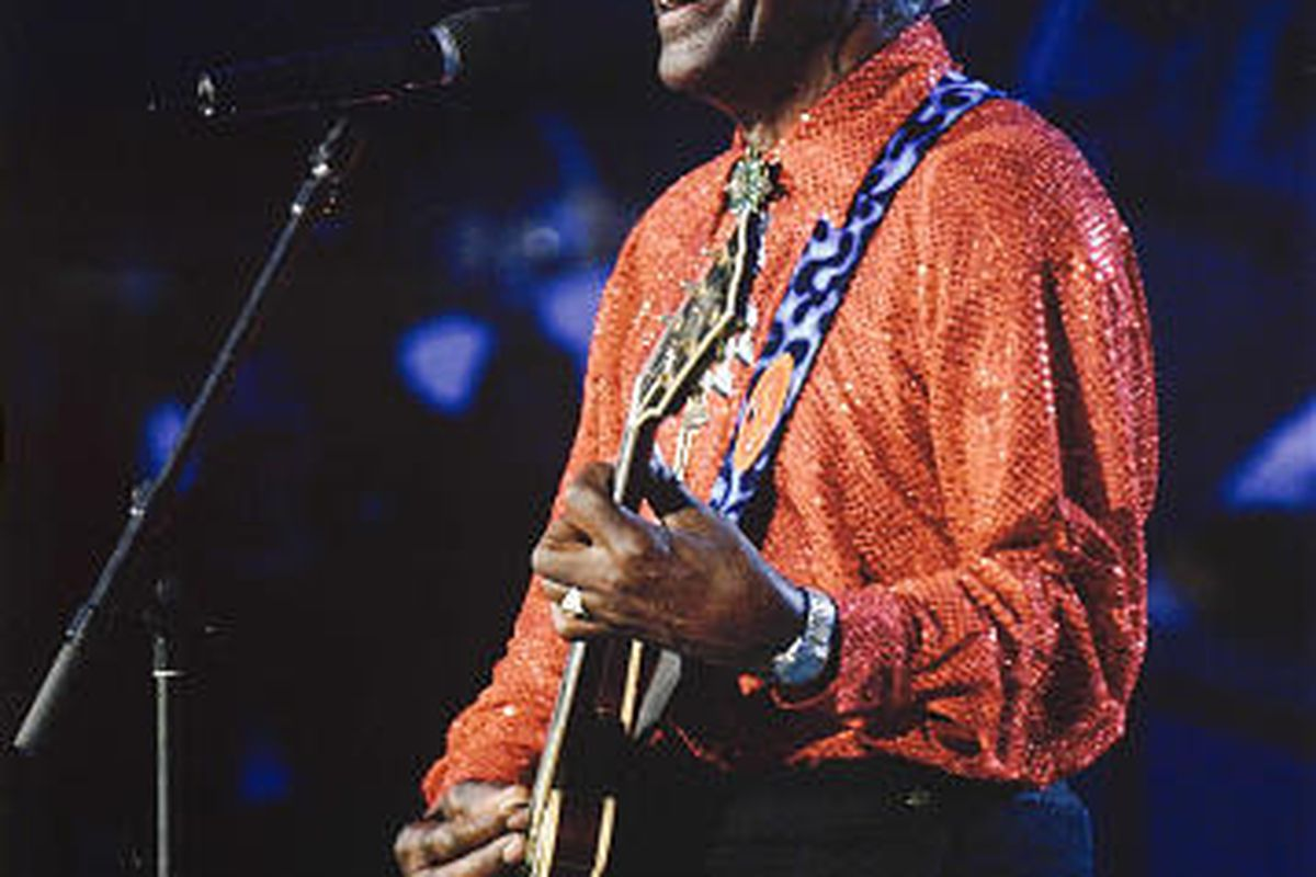 Rock and roll legend Chuck Berry, who is 82, will perform Saturday in Deer Valley.