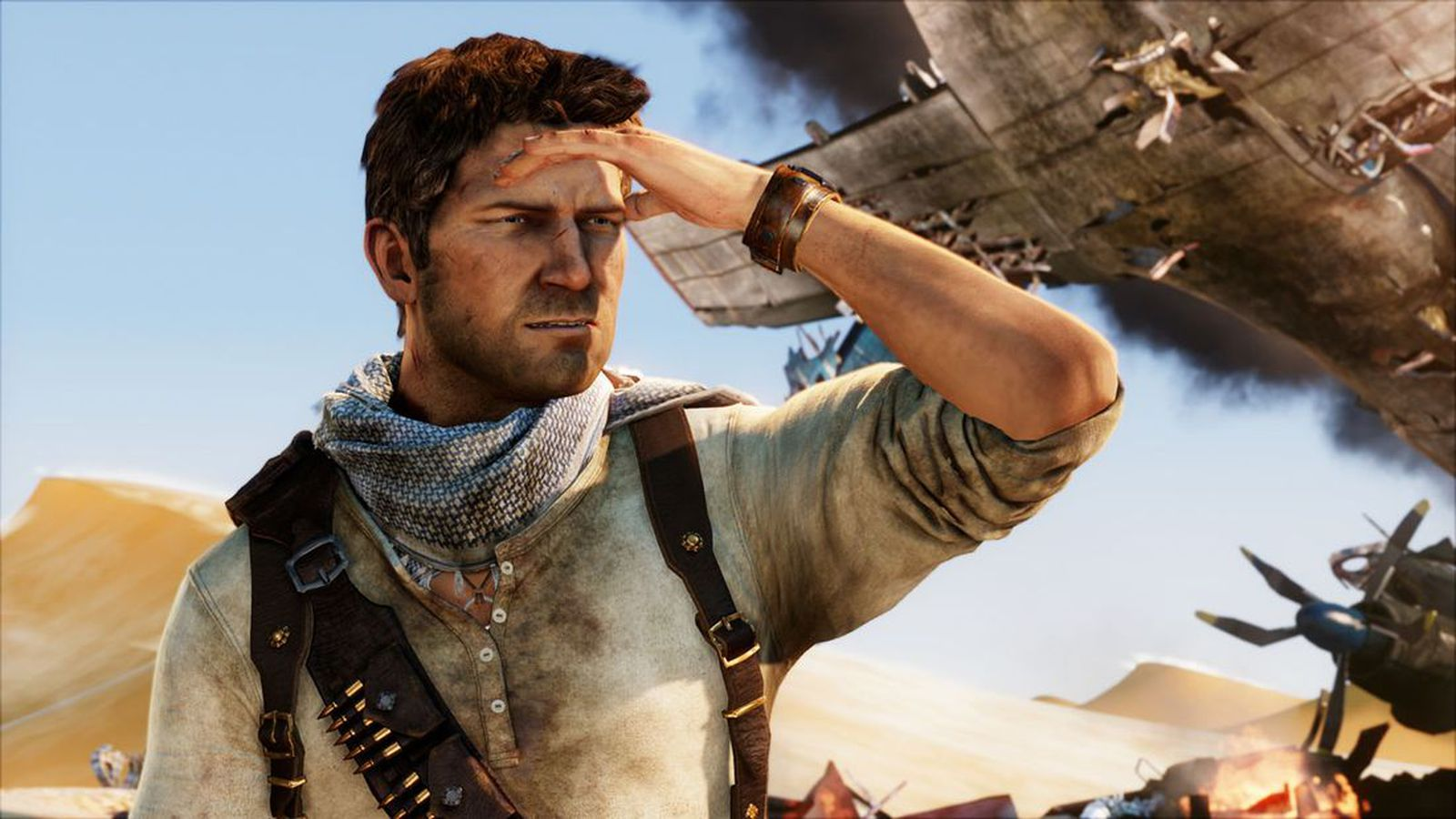 The Original Uncharted Trilogy Is Being Remastered For Ps4 The Verge
