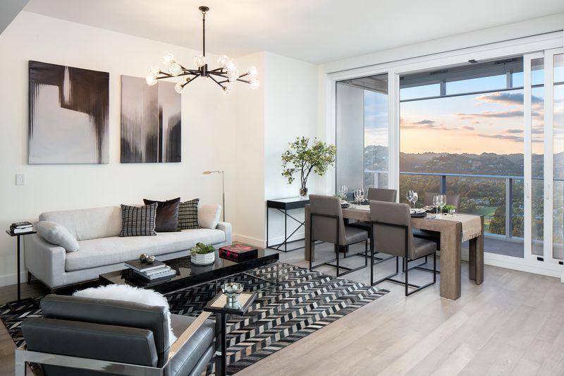 Luxury Apartments Inside