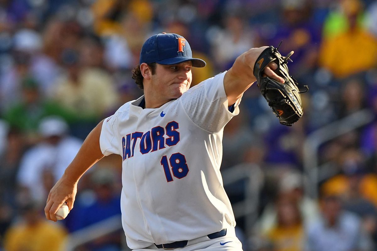 huge selection of 0df27 924ae 2019 MLB Draft Preview: RHP Tyler Dyson leads Gators top ...