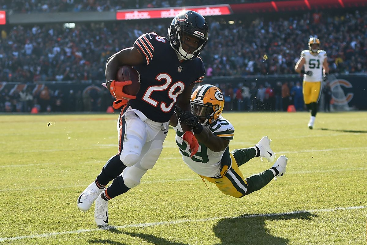b3f0955e1e5 NFL playoff picture 2019  The Bears win the NFC North