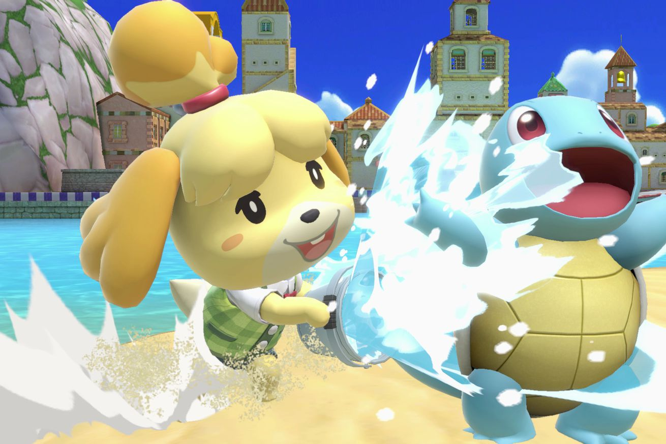 super smash bros ultimate is getting its own dedicated video sharing service