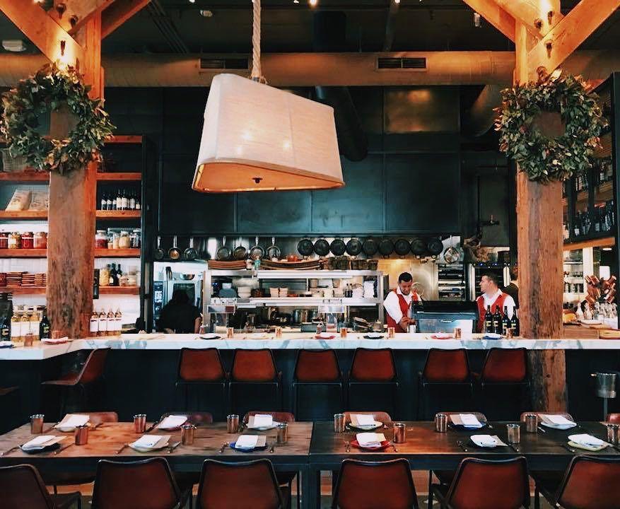 Cook Restaurant St Helena Website