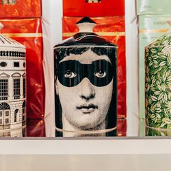 Fornasetti Candles, $165
