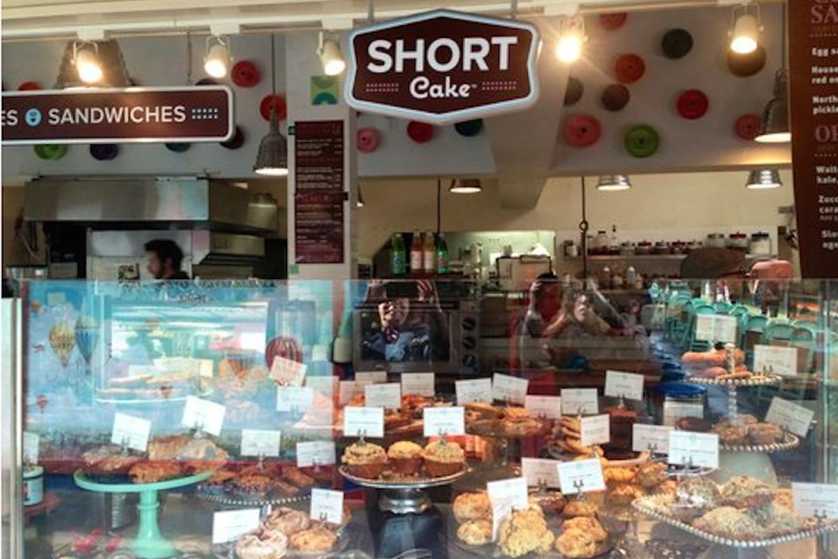 Short Cake at the Original Farmers Market