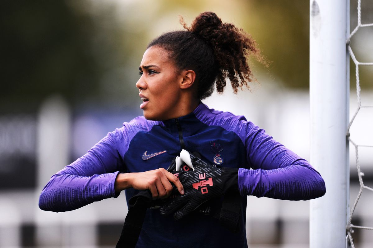 Crystal Palace Women v Tottenham Hotspur Women - FA Women's Continental League Cup
